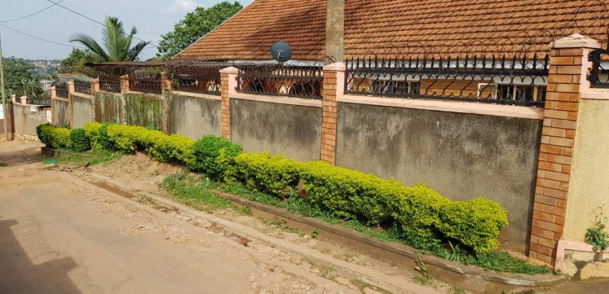 4 bedroomed house for sale on Mawanda road at shs 650,000,000