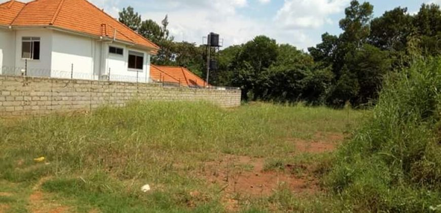 Plots for sale in Kira at shs 145,000,000