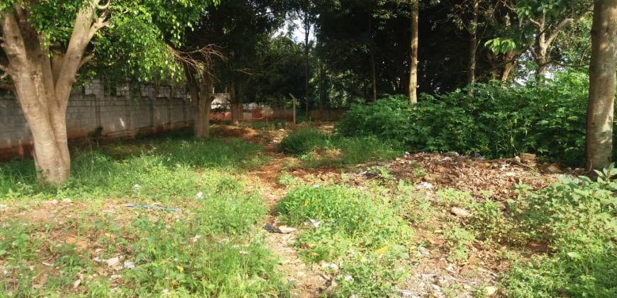 Plots for sale in Kikyusa Kiziba at shs 5,000,000
