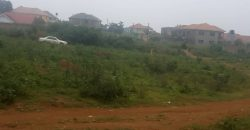 Plots for sale in Buloba at shs 20,000,000