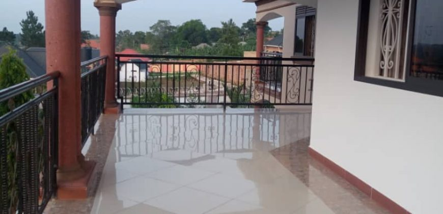House for sale in Gayaza Naalya at shs 1,200,000,000