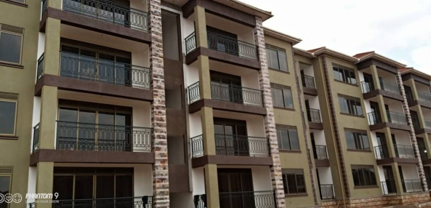Apartments for sale in Kyanja at 1,000,000 US dollars.