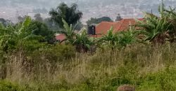 Land for sale in Najjera at shs 135,000,000