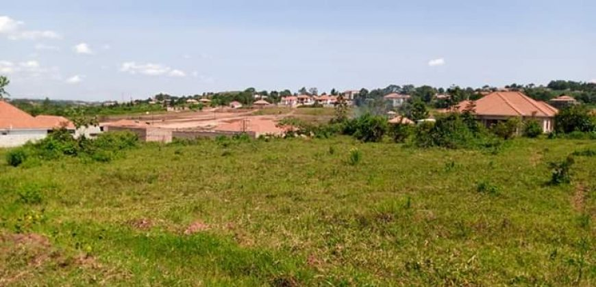 Plots for sale in Lubiri at shs 2,000,000,000