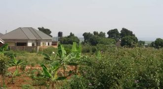 Plots for sale along Kasangati road at 400,000,000