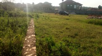 Plots for sale in Mabobwe Wakiso at shs 80,000,000