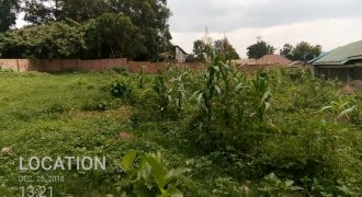 Plots for sale in Nansana at shs 150,000,000