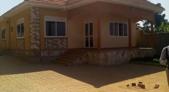 House for sale in Kira at shs 270,000,000