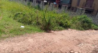 Plots for sale in Munyonyo at shs 250,000,000