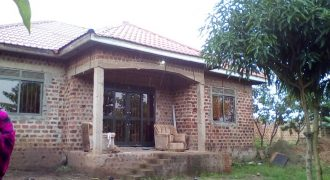 House for sale in Gayaza Namavundu at shs 50,000,000