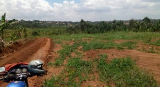 Plots for sale in Nakwero at shs 80,000,000