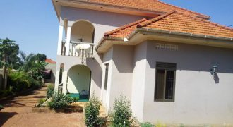House for sale in Seeta Lumuli at shs 550,000,000
