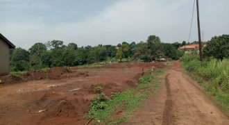 Plots for sale in Kira Mulawa at shs 65,000,000