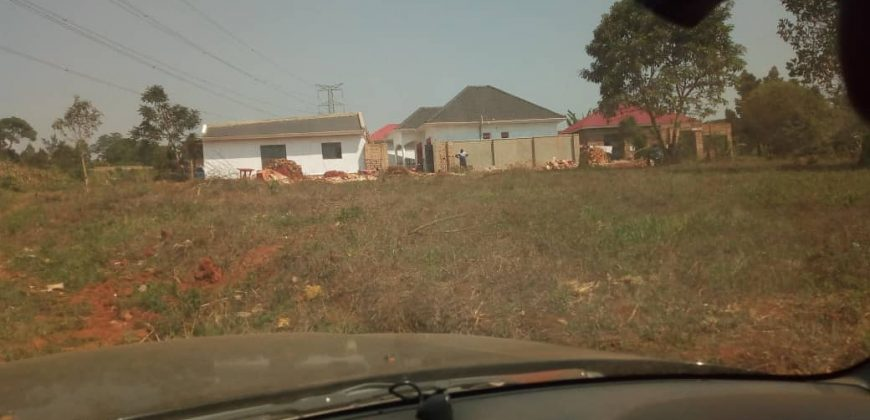 Plots for sale in Jogoo Budugala at shs 17,000,000