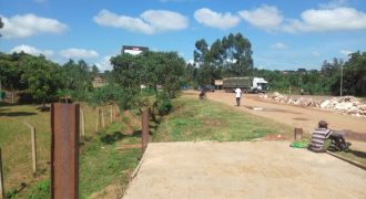 Plots for sale in Kisoga at shs 22,000,000