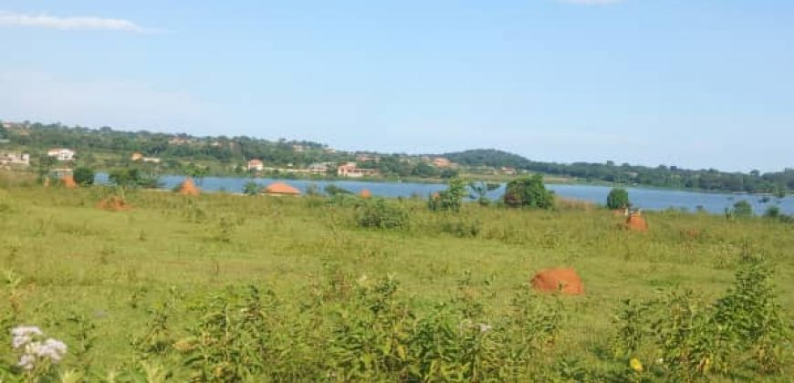 Plots for sale in in Entebbe Nkumba Kasenyi road at shs 250,000,000