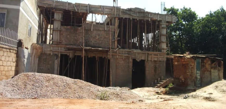 Commercial structure for sale in Kisubi Bugolobi at shs 800,000,000