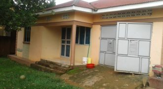 House for sale in Bweya Kajjansi Entebbe road at shs 100,000,000