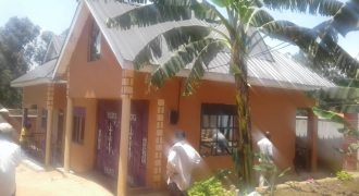 House for sale in Matugga-Kigagwa at shs 100,000,000