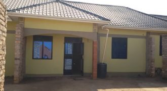 House for sale in Kagga at shs 250,000,000