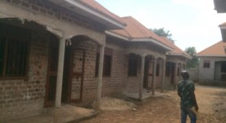 Rental houses for sale in Kiteezi at shs 350,000,000