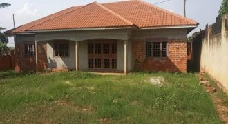 House for sale in Bweyogerere at shs 130,000,000