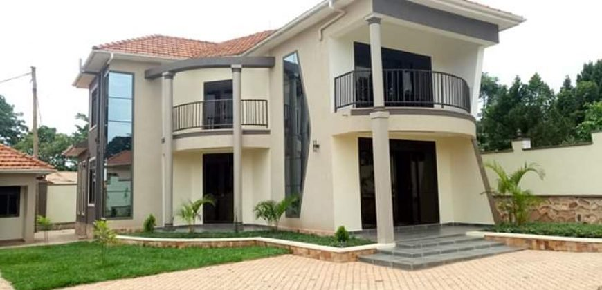 House for sale in Kyanja at shs 750,000,000