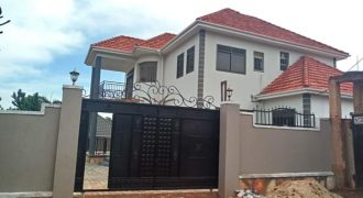 House for sale in Buziga at shs 600,000,000