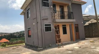 House for rent in Bwebajja Entebbe at shs 1,500 US Dollars