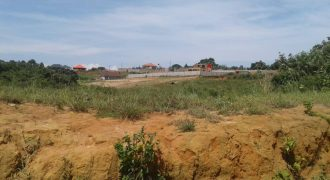 Plots for sale in Garunga Entebbe at shs 23,000,000