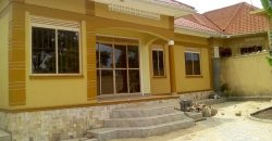 House for sale in Kira at shs 200,000,000