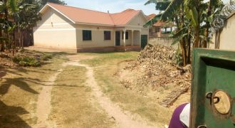 House for sale in Namugongo at shs 200,000,000