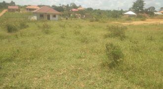 Plots for sale in Seeta Joggo at shs 25,000,000