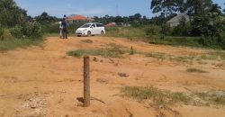 Plots for sale in Garuga Entebbe at shs 20,000,000
