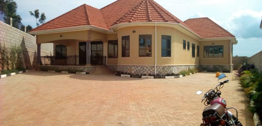 House for sale in Kira at shs 600,000,000