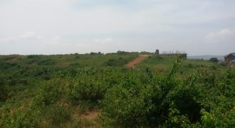 Plots for sale in Entebbe at shs 40,000,000