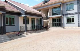 2bedrooms , 2bathrooms for rent @800k ugx ,