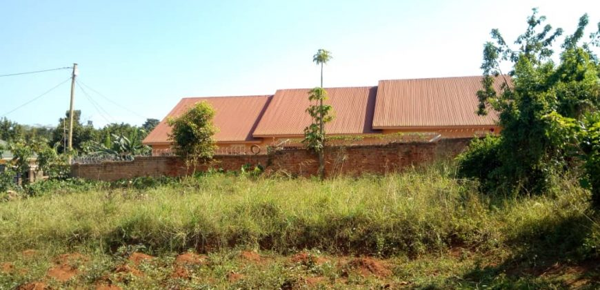 Plots for sale sale in Kira town at shs 75,000,000