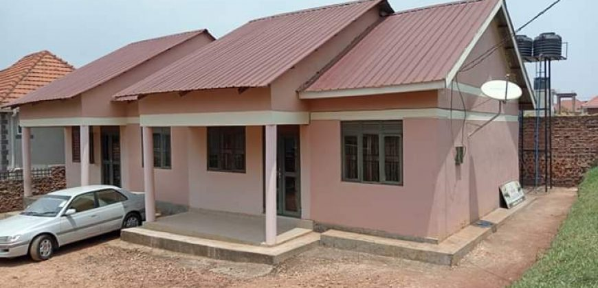 Rental units for sale in Kira town at shs 200,000,000