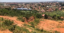 Plots for sale in Kireka Hill top at shs 470,000,000