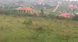 Plots for sale in Kitende Kaga Entebbe road at shs 40,000,000