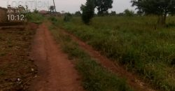 Plots for sale in Kiwenda at shs 9,500,000