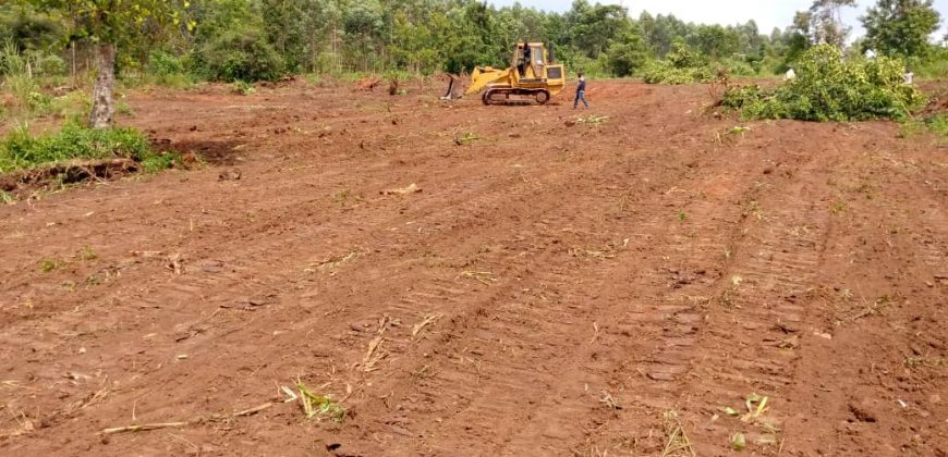 Plots for sale in Matugga at shs 50,000,000