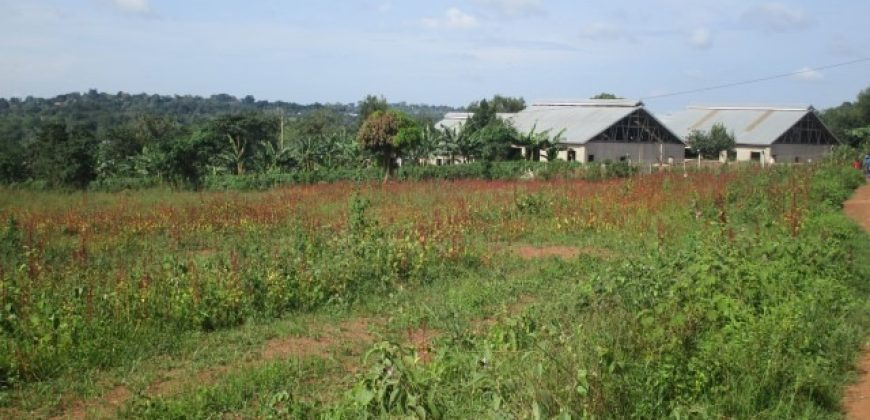 Plots for sale in Kabanyolo at shs 15,000,000