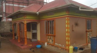 House for sale in Kira Namugongo at shs 90,000,000