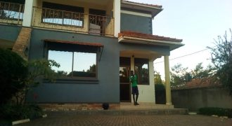 House for rent at in Ntinda at shs 800 US dollars