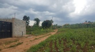 Plots for sale in Mbarara at shs 25,000,000