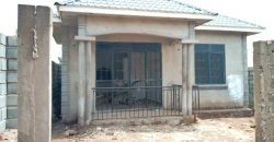House for sale in Bweya at shs 95,000,000