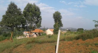 Plots for sale in Garuga Entebbe road at shs 25,000,000