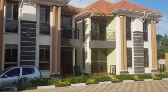 Apartments for rent in Buziga at shs 2,500,000
